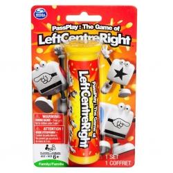 Joc LeftCenterRight, firma Spin Master, 6+